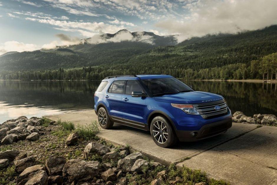 El Ford Explorer se renueva para 2015