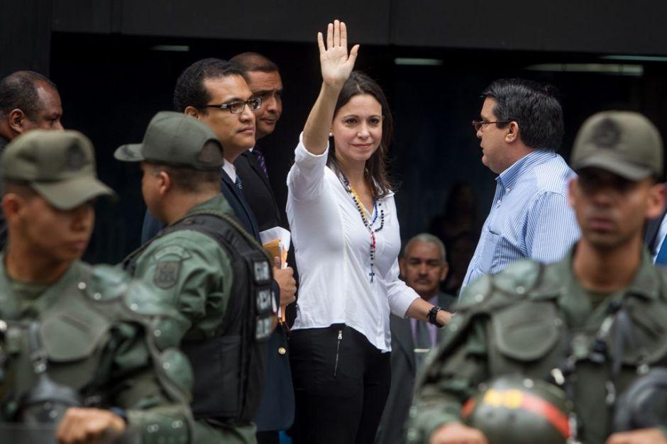 """Opositora declara sobre presunto """"plan magnicida"""" contra Maduro"""