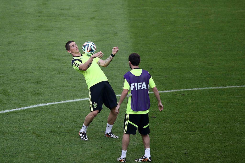 Chile será juez del destino de España en el Mundial