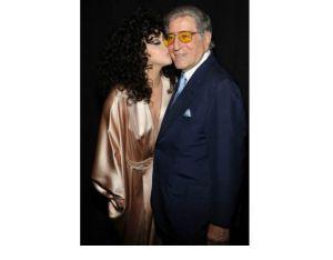 Lady Gaga y Tony Bennett sorprenden a estudiantes