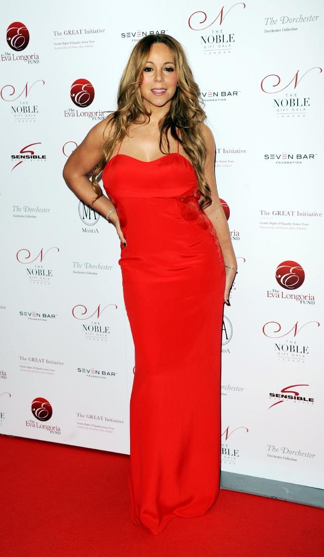Mariah Carey no quiere que su hija sea malcriada.