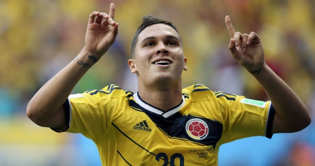 Los números  mágicos  de la selección  Colombia