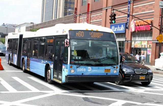 Eliminarán 17 paradas en el bus de la calle 14 para ofrecer servicio expreso