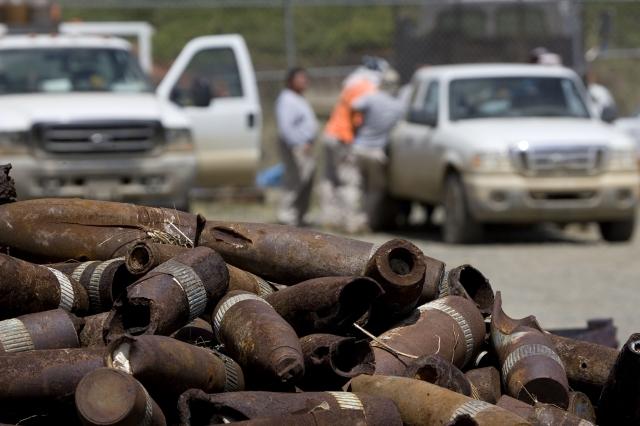 Pentágono a rendir cuentas por descontaminación en Vieques