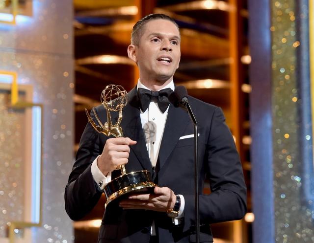 Rodner Figueroa le agradece Emmy a 'Pau'. Descubre por qué