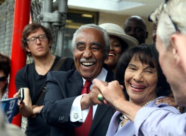 Voto puertorriqueño habría beneficiado a Charles Rangel