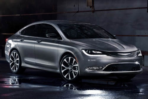 """Chrysler equipará nuevos modelos con motor """"Start-Stop"""""""