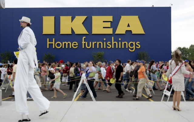 Ikea eleva el salario mínimo en EE.UU.