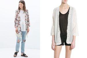 Kimonos: how to wear