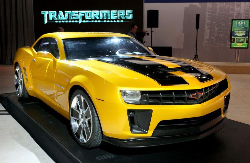 """Con """"Transformers"""", Chevy espera recuperar ventas en China"""