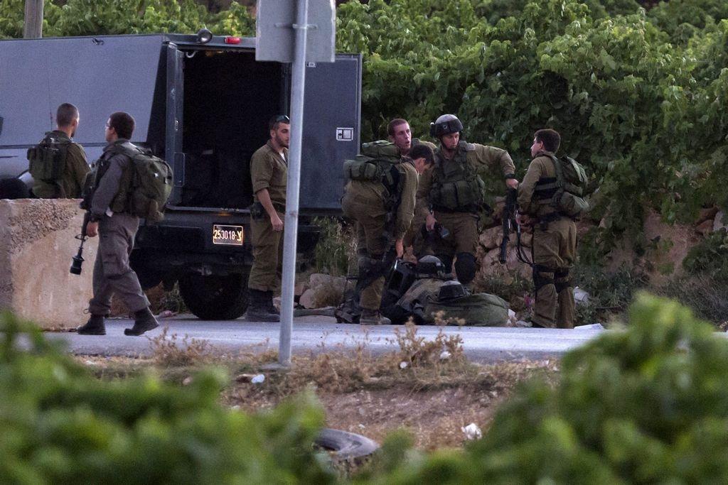 Hallan muertos a jóvenes secuestrados por Hamás