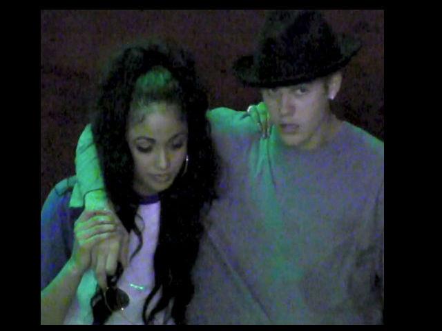 Justin Bieber, ¿sigue coleccionando novias? (video)
