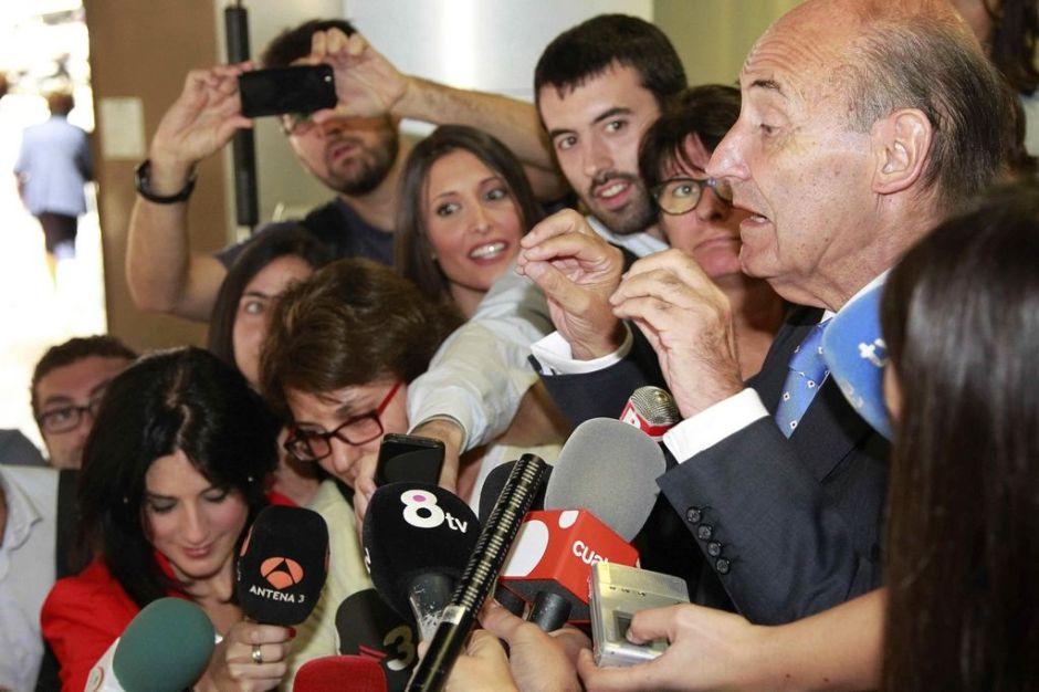 Infanta Cristina presenta impugnación por evitar juicio