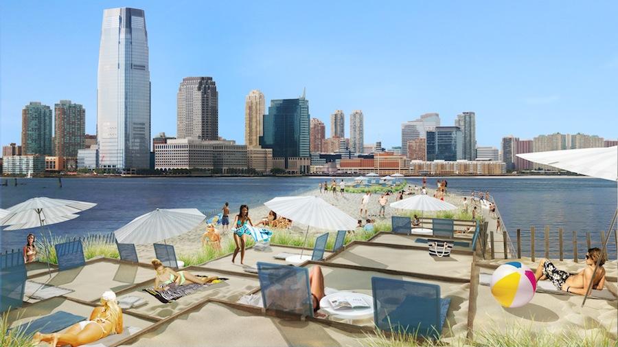 #BuenosDíasNYC: ¿Una playa en Manhattan?… Cuesta $24 millones…