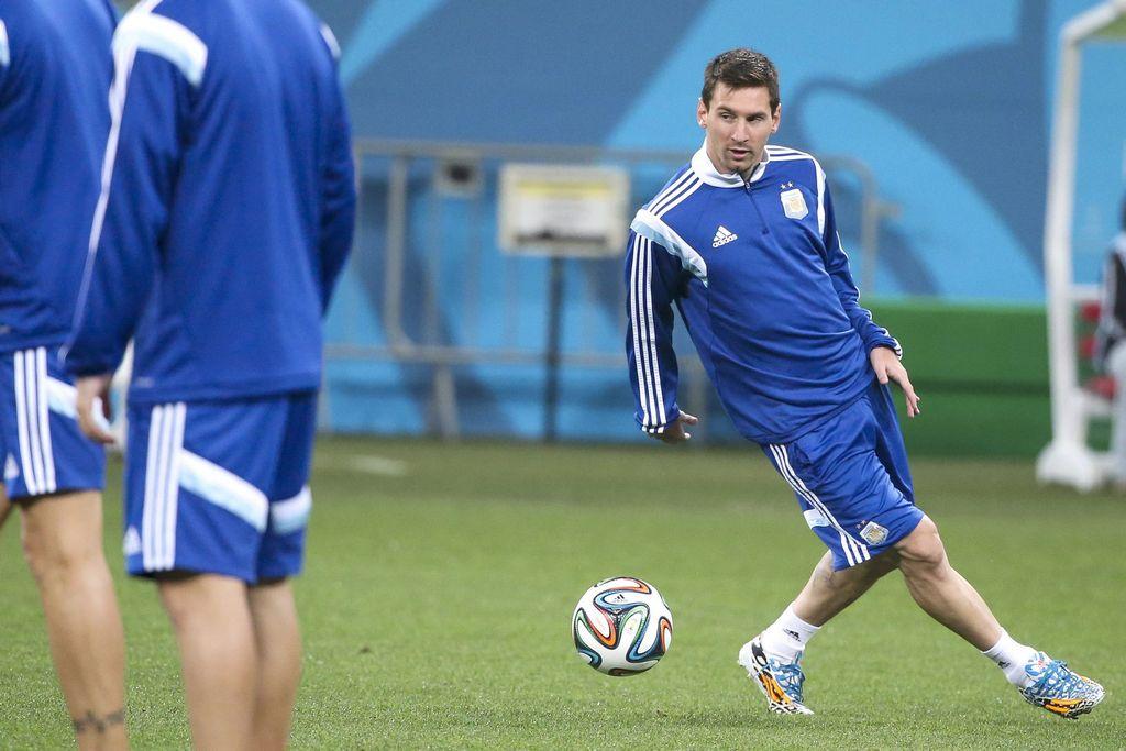 El equipo argentino tiene el reto de dejar la dependencia en Lionel Messi.