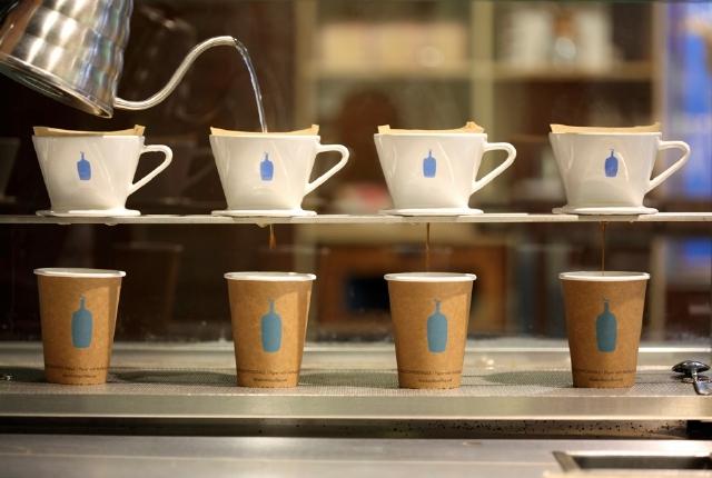 Las cafeteras Bonmac o drip, van desde $11.99.