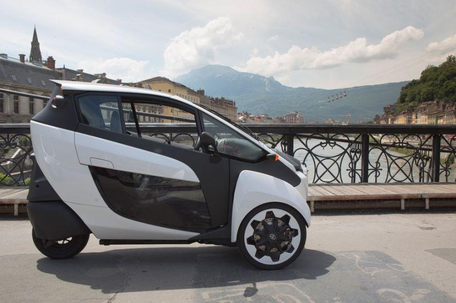 ¿Podrá Toyota triunfar con el eléctrico i-ROAD?