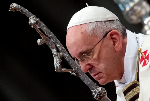 El Papa Francisco está preocupado por niños migrantes