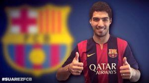 Oficial: Suárez firma con el Barça