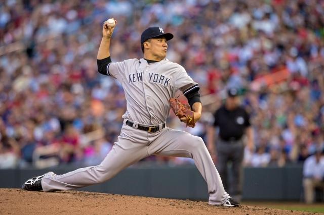 La lesión de  Tanaka hunde a  los Yankees