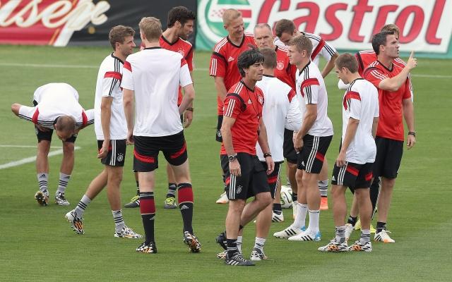 Alemania arriba en las apuestas