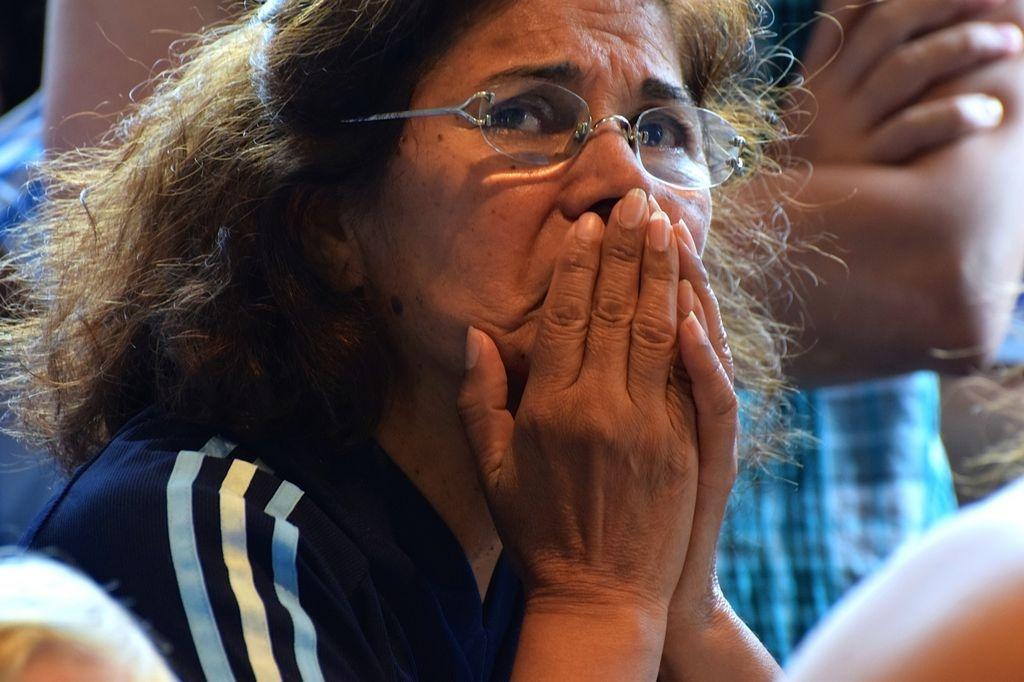 Argentinos de NY sufren y gozan con la Albiceleste en la Final ante Alemania (fotos)