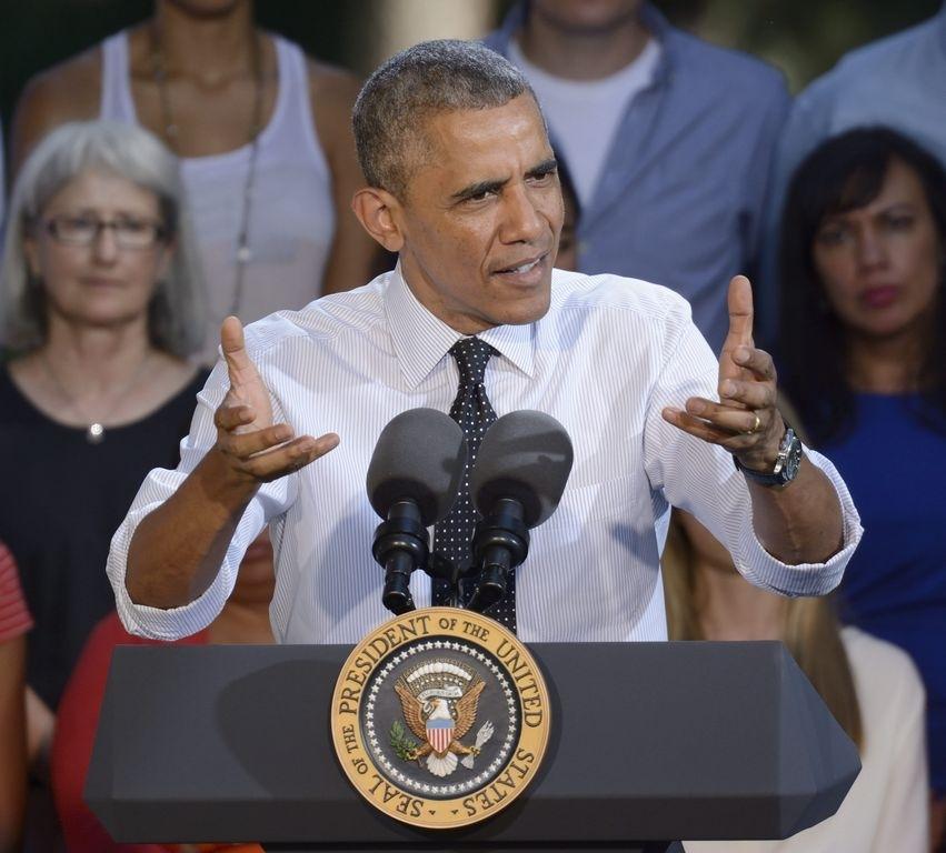 NYT pide a republicanos apoyar a Obama ante crisis en frontera