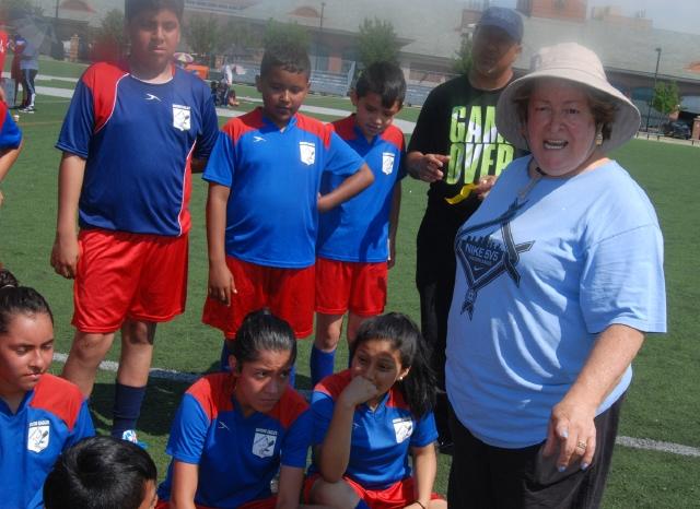 Ana Quintero y sus Águilas de Queens