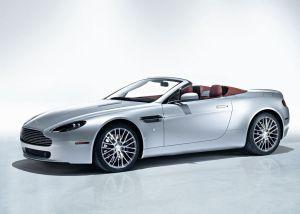Aston Martin presenta su nuevo Vantage S Roadster