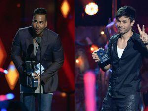 Enrique y Romeo, los máximos ganadores de los Premios Juventud