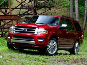 """Ford presentó el nuevo """"Expedition"""" del 2015"""