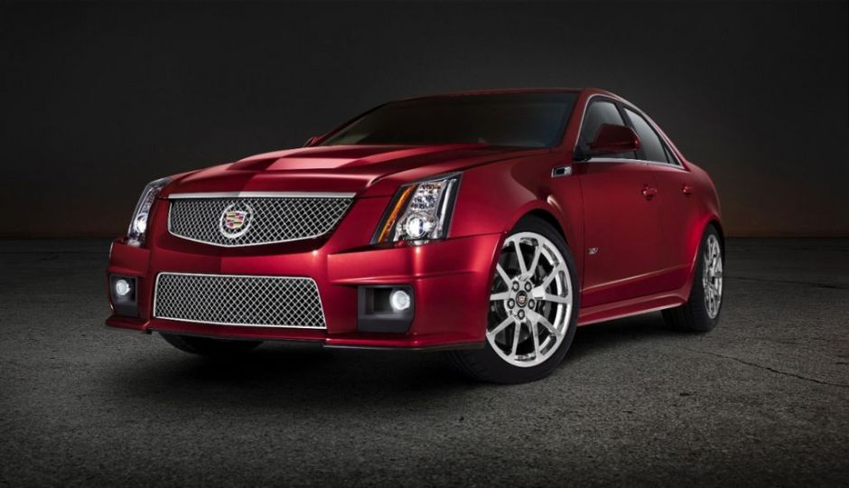 Cadillac detiene la venta de los CTS