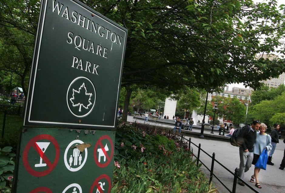 Capturan culebra que atemorizó vecinos de Washington Square Park