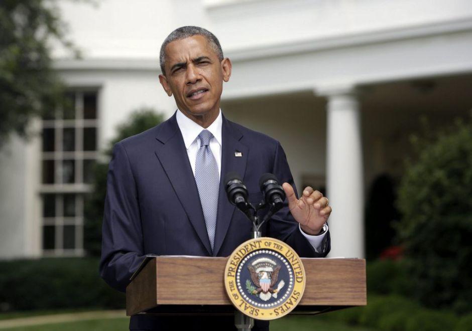 Obama aboga por cese al fuego en Gaza pero admite que será difícil