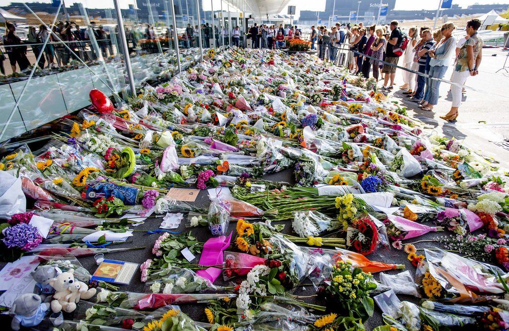 Las 298 personas que viajaban el el Boeing 777 de Malaysia Airlines murieron.