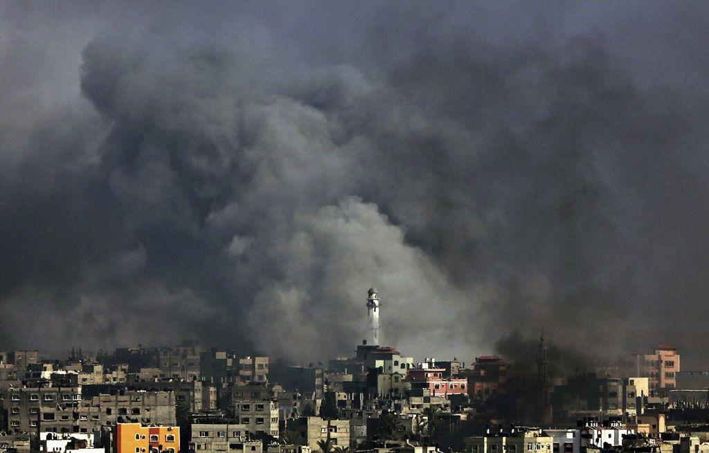 Más de 600 palestinos han muerto en las últimas dos semanas.