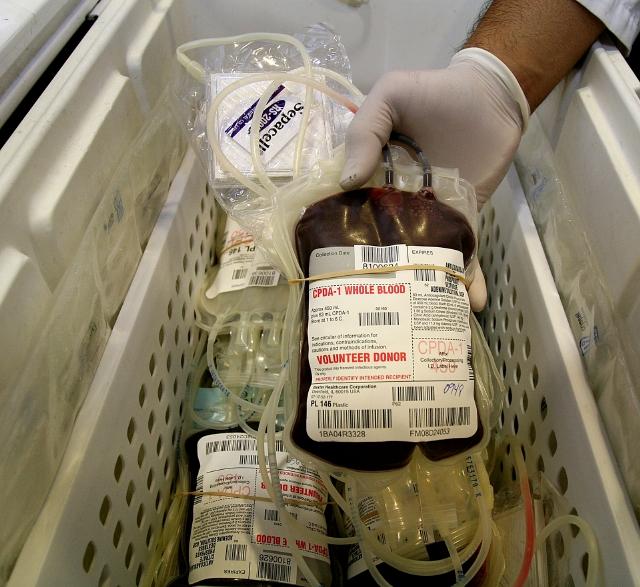 Alerta por escasez de sangre en Estados Unidos