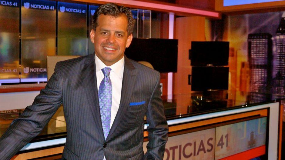 Jorge Viera, el reportero que quiso ser actor
