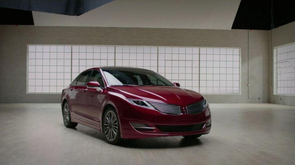 """El Lincoln MKZ fue nombrado """"Best Value"""" por la USAA"""