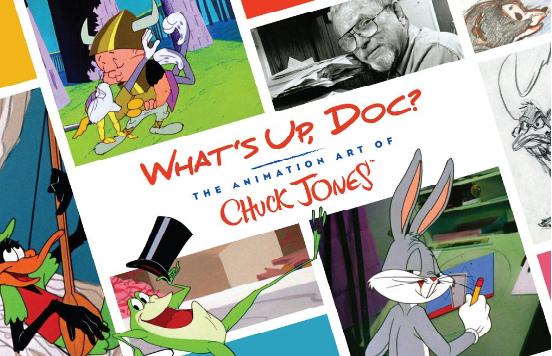 La vida animada de Chuck Jones