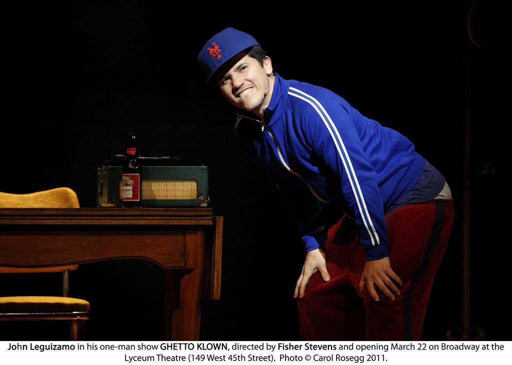 Gozo del fin de semana: John Leguizamo en SummerStage