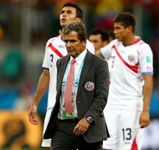 Sin acuerdo, Pinto no va más con Ticos
