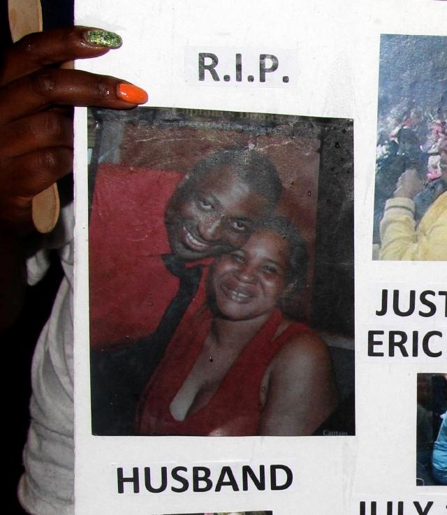 Pedirán investigación federal en caso de muerte de Eric Garner