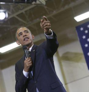 Buena ocasión  para Obama
