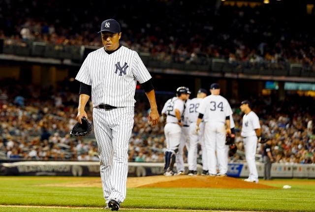 Ichiro se cae de la cama y Yankees gana otra vez