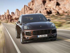 Porsche Cayenne del 2015 vendrá con algunos cambios