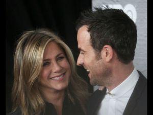 Jennifer Aniston y Justin Theroux se casaron en secreto