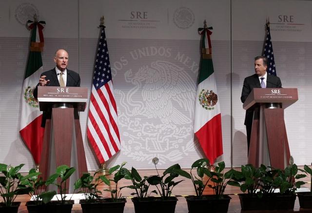 México y California insisten en 'enfoque humanitari?o'