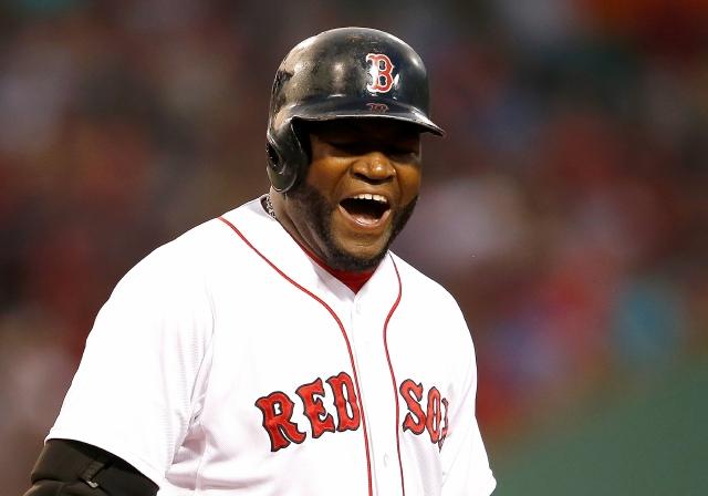 Ortiz provoca enojo en los Rays de Tampa