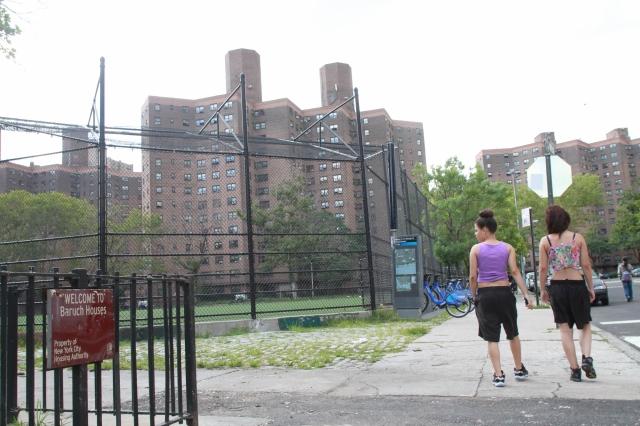 Los 'projects' de NY se deterioran a un paso alarmante